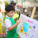 học sinh trường liên cấp chất lượng cao Khai Nguyên