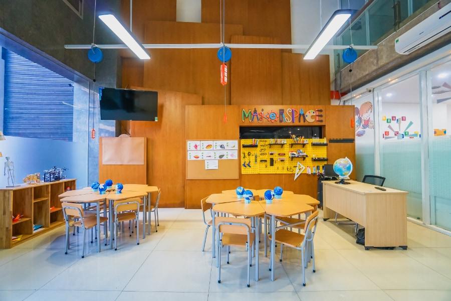 Tiêu chí chọn trường Tiểu học nào tốt ở TPHCM - Cơ sở vật chất (1)